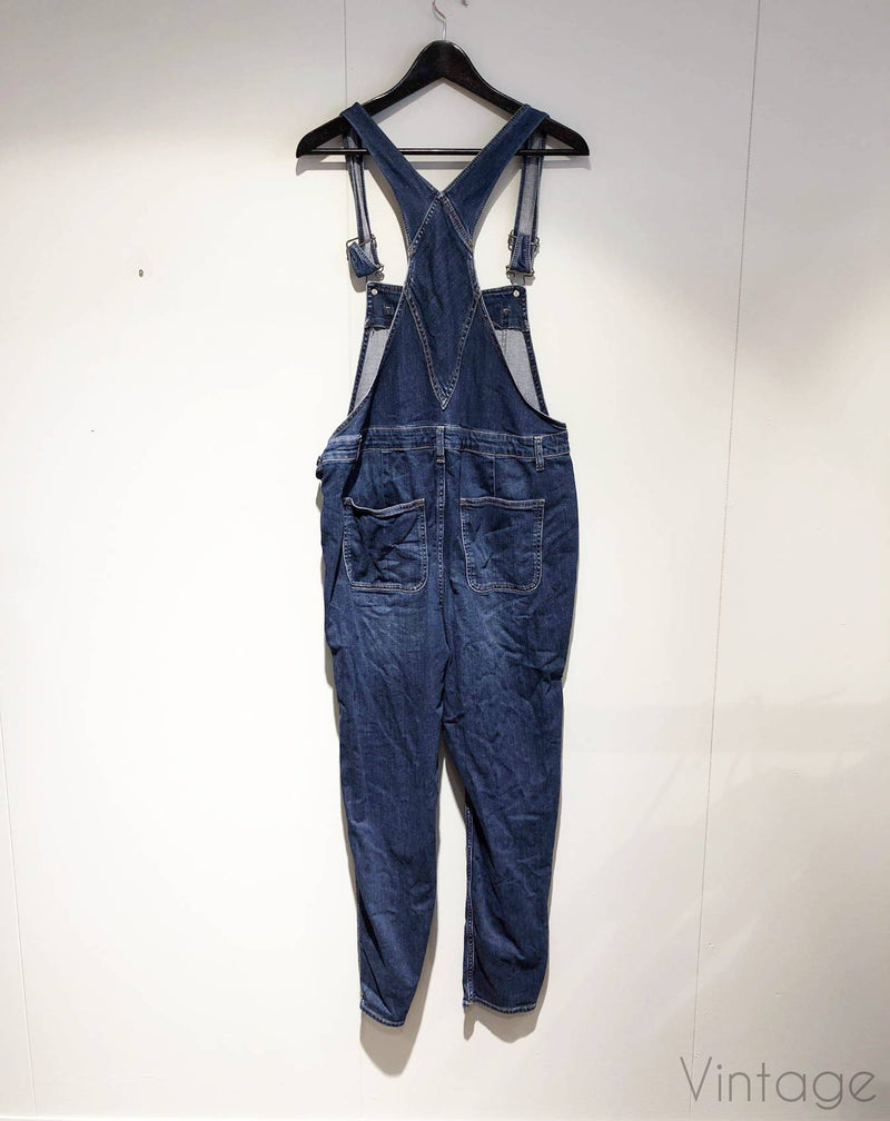 «Fat face» snekkerbukse/dungaree, størrelse L-Snekkerbukse-Second chance-Denim-L-noia.shop