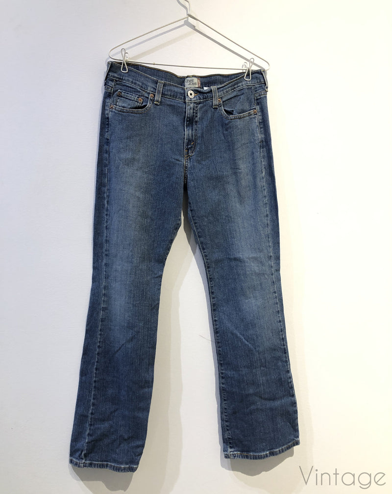 Levis W32 x L32-Bukser og jumpsuits-Second chance-Blå-W32 x L32-noia.shop
