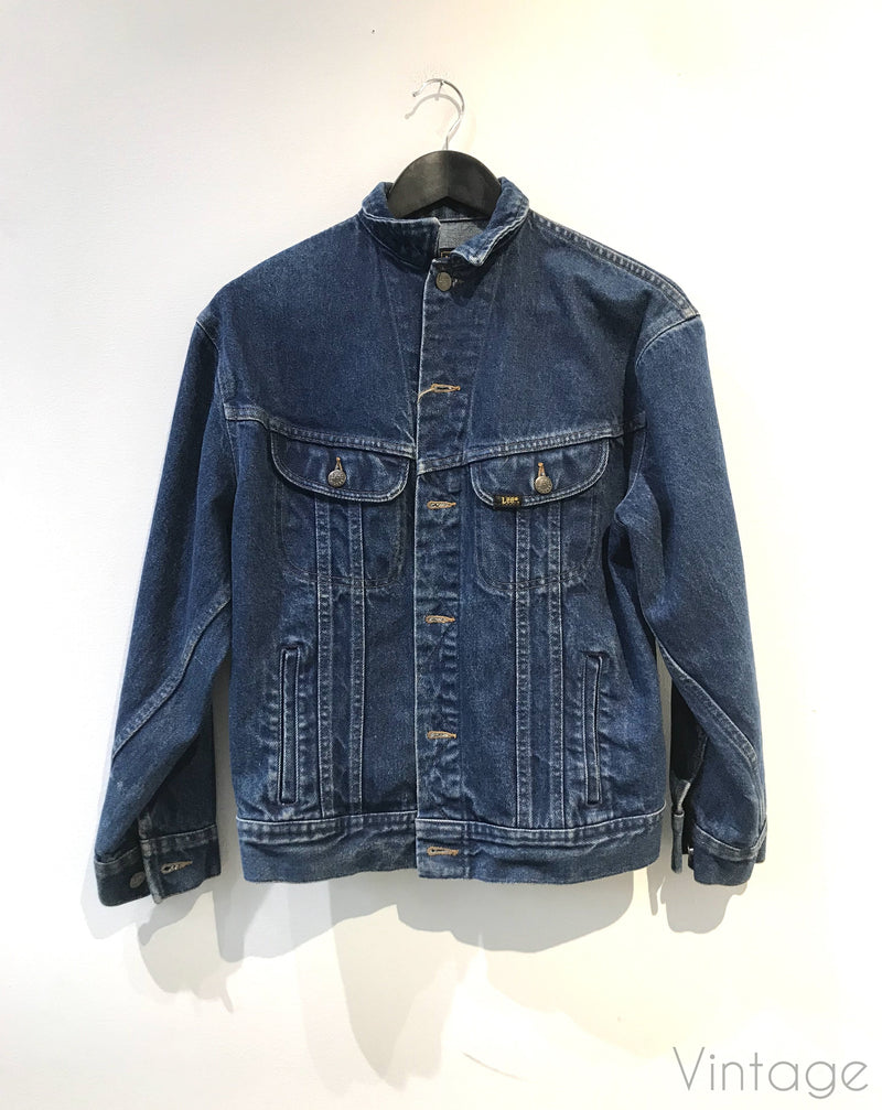 Denimjakke Lee, størrelse S-Denimjakker-Second chance-noia.shop