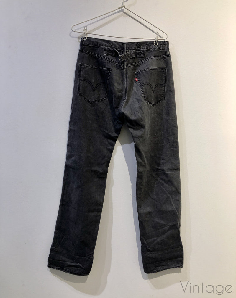 Svart Levis W29 x L34-Bukser og jumpsuits-Second chance-noia.shop