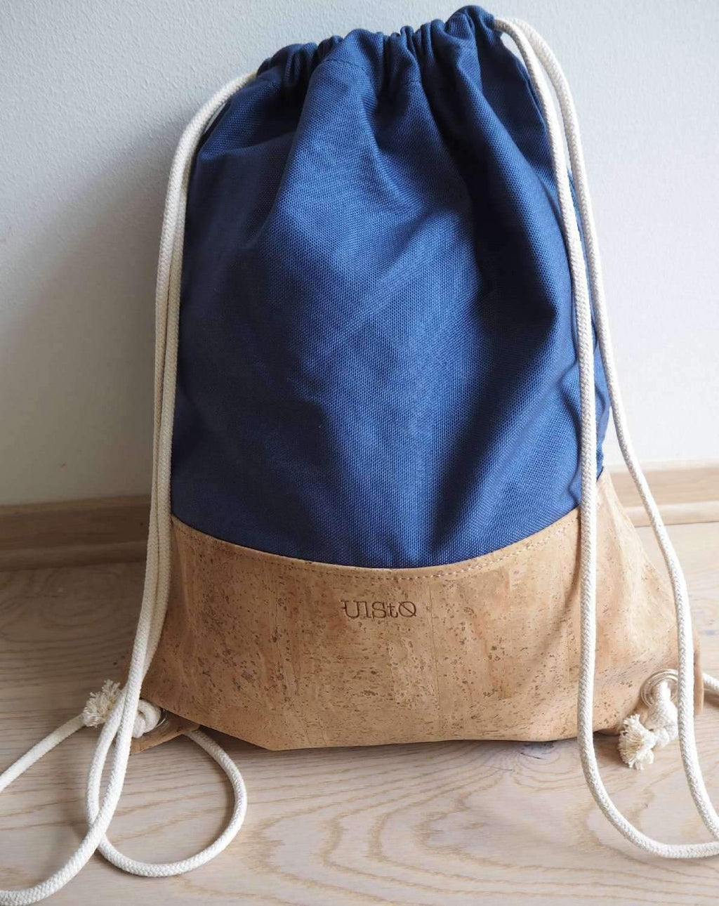 Ilex Blue Natural gymbag - noia.shop