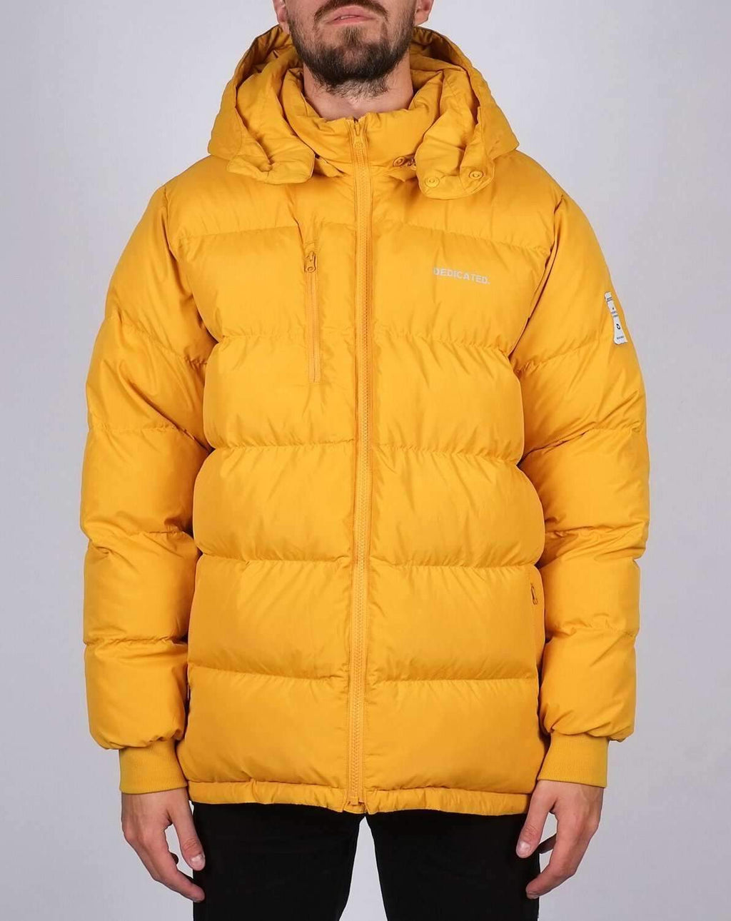 Jakke Puffer Dundret Jakker Dedicated