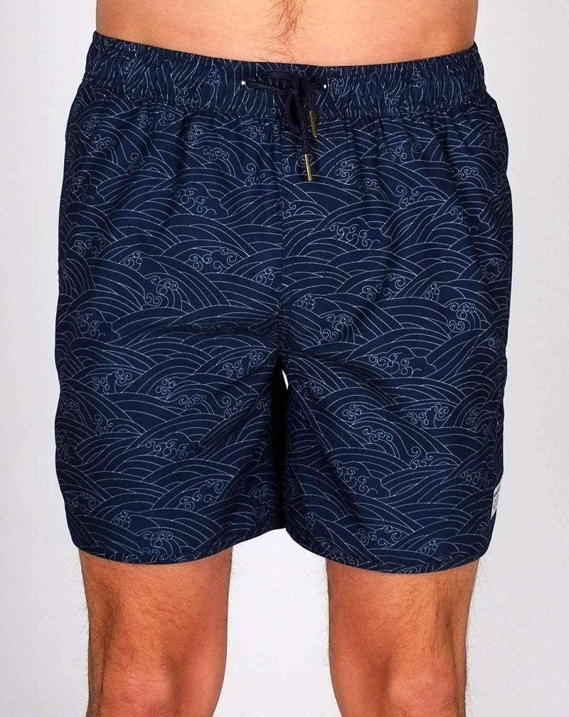 Japanese Waves badeshorts - noia.shop