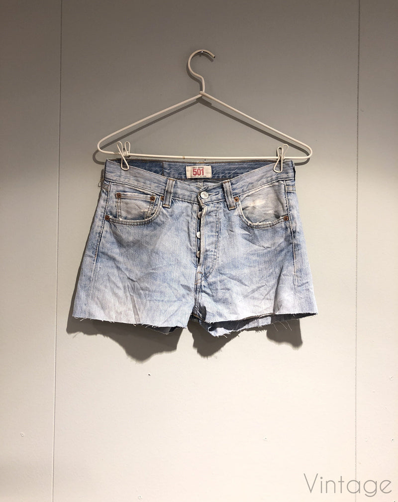 Levis 501 shorts, størrelse W29/S Second Chance Second chance