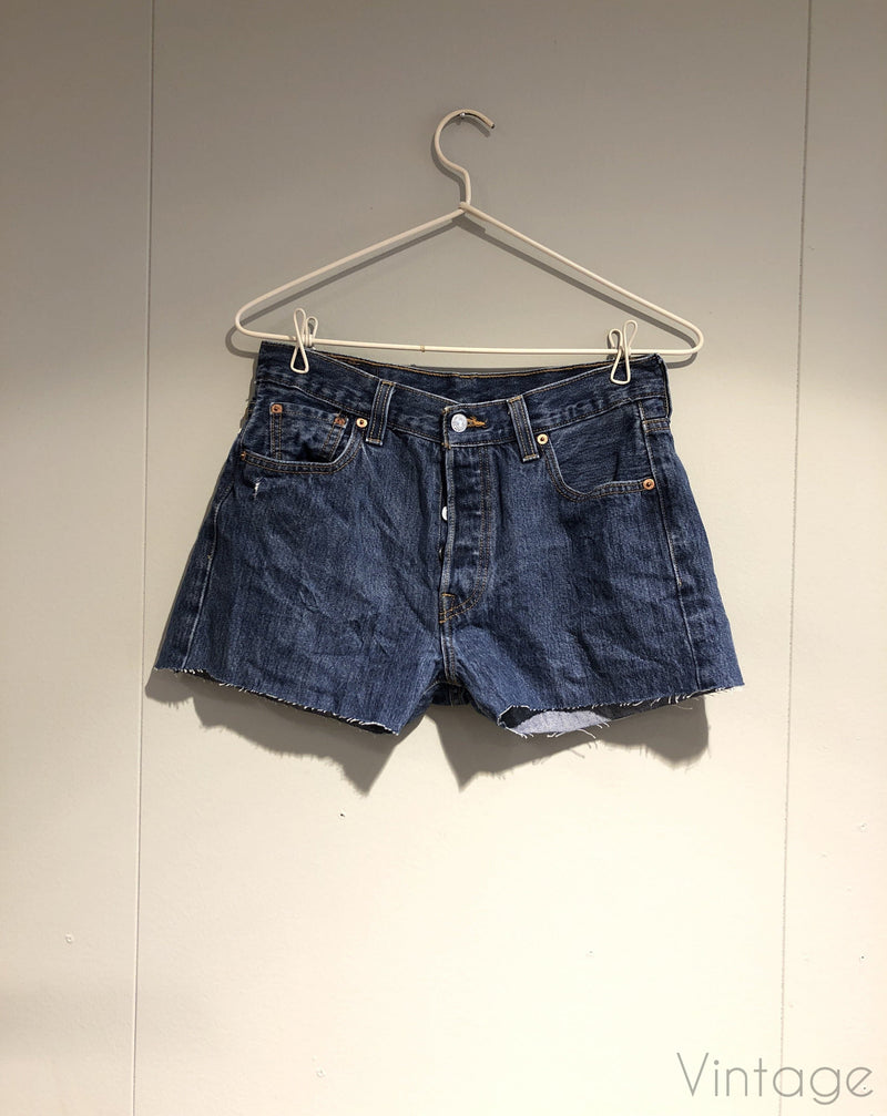 Levis 501 shorts, W30 L34 (uten lapp) Second Chance Second chance