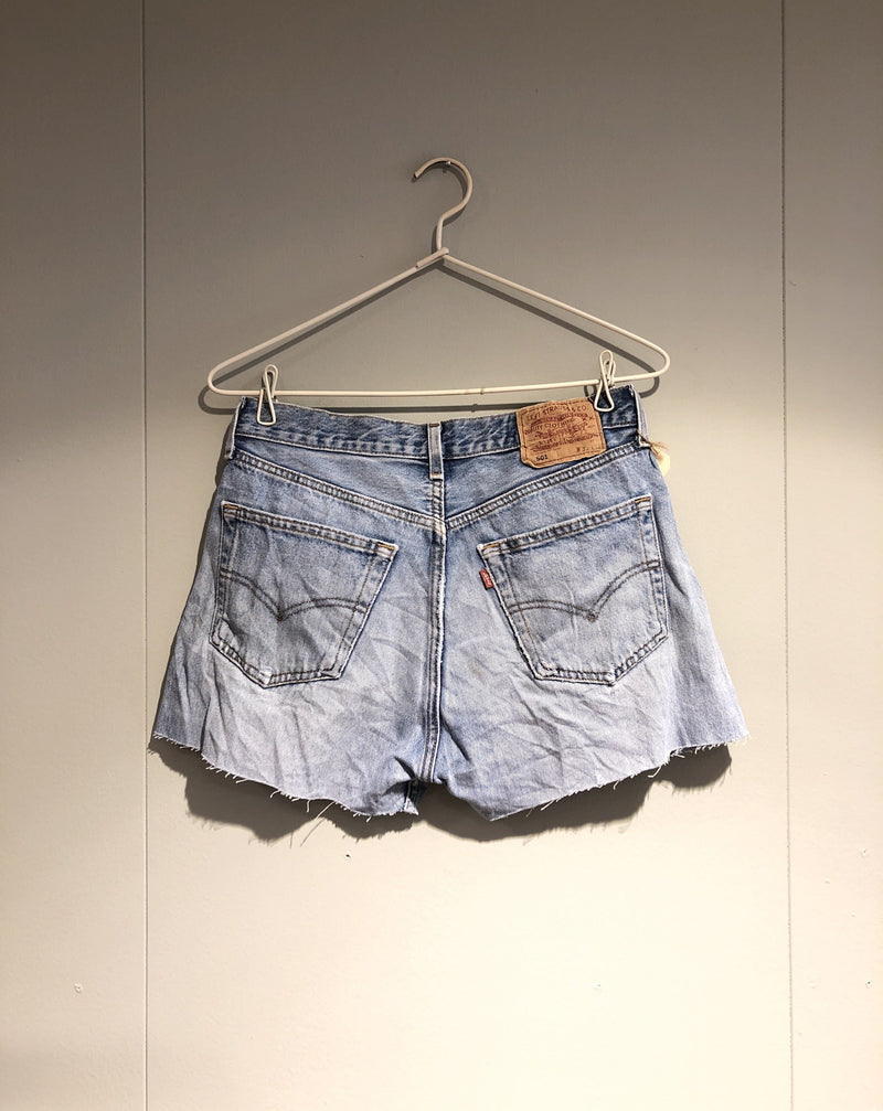 Levis 501 shorts, W32 Second Chance Second chance