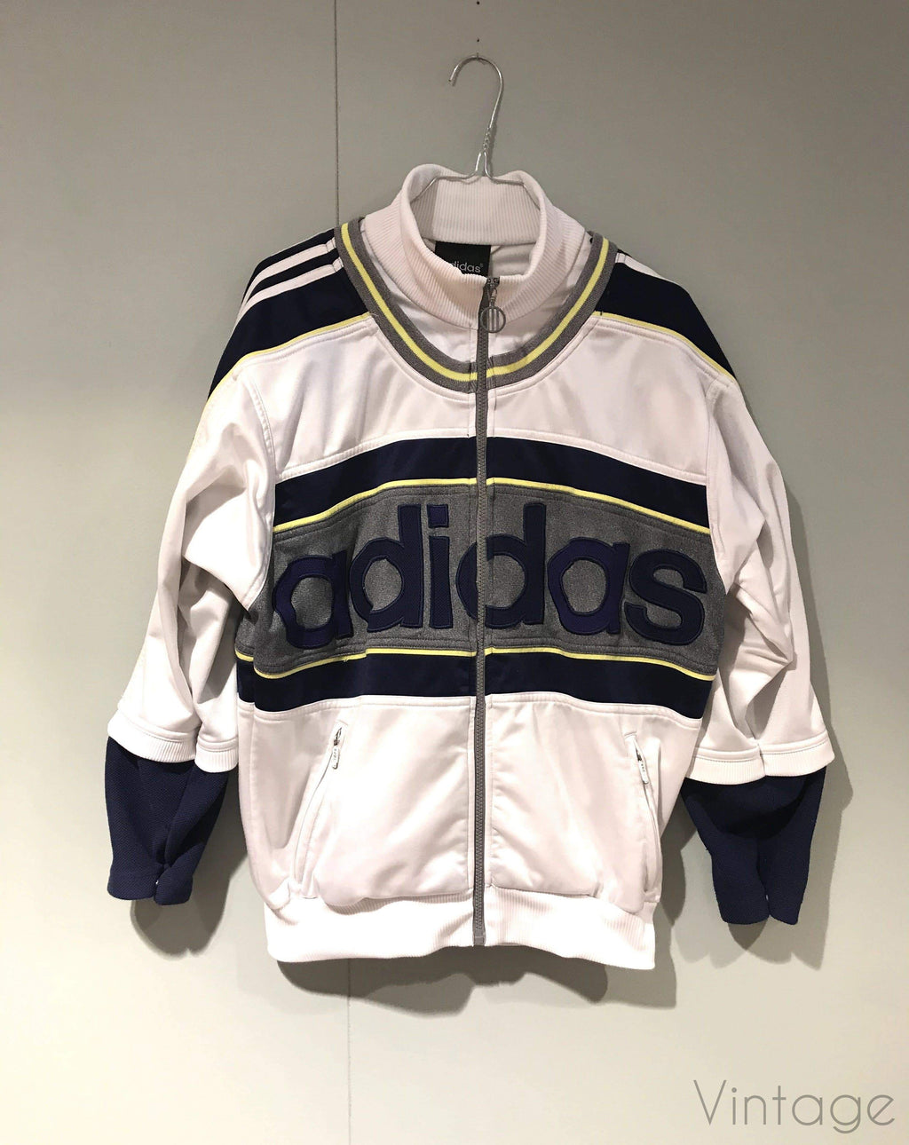 Sporty Adidasjakke, størrelse ca M Second Chance Second chance