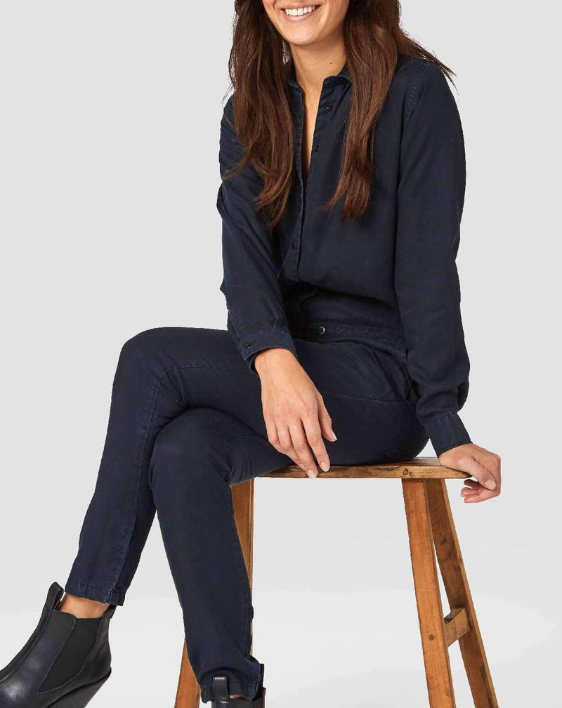 Stephanie jumpsuit Jumpsuits Kings of Indigo