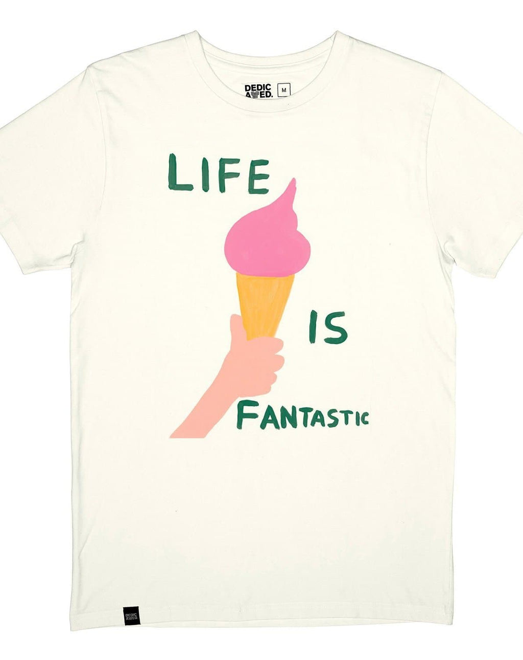 Stockholm Life is fantastic t-skjorte T-skjorter Dedicated