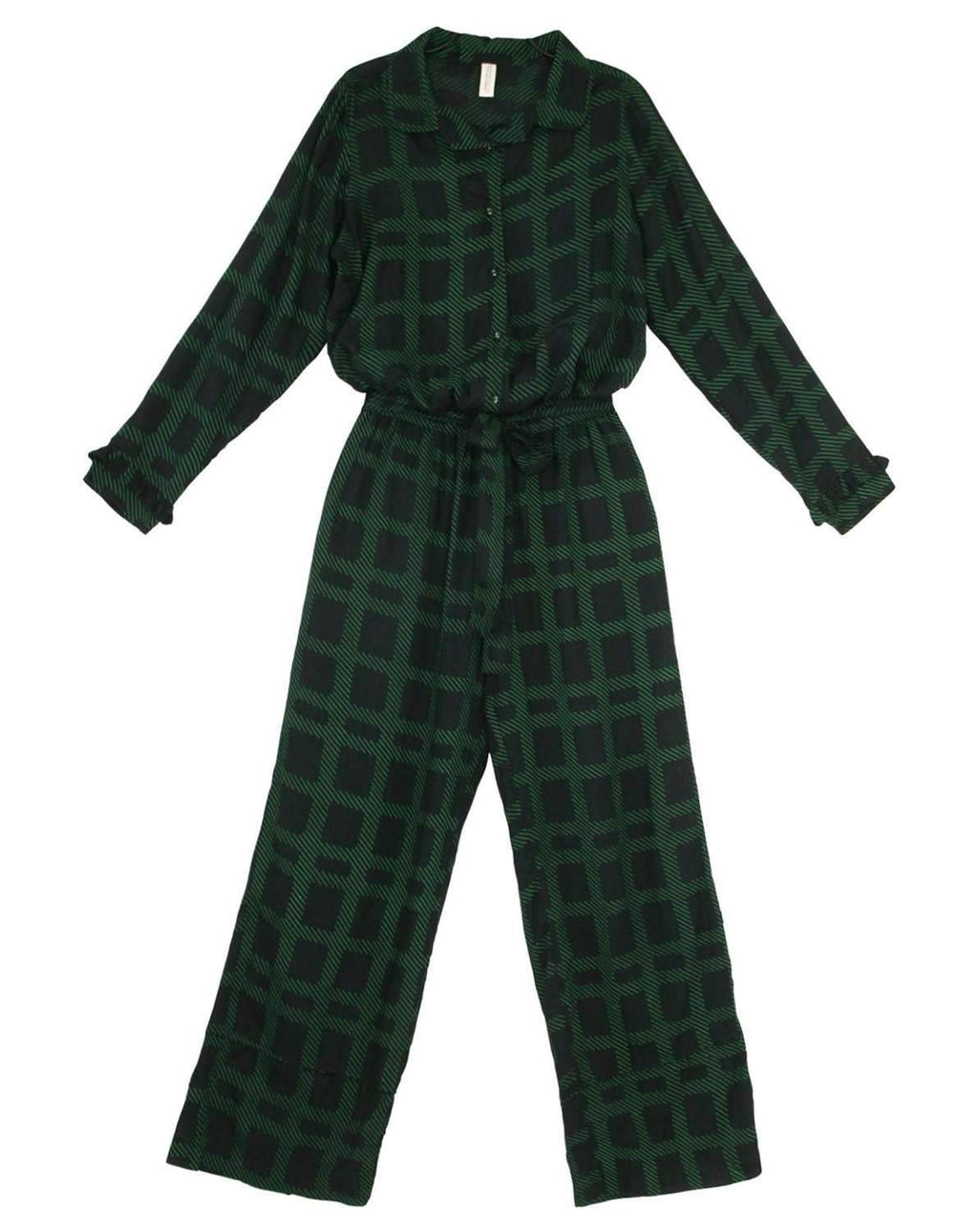 Terry jumpsuit Jumpsuits Underprotection