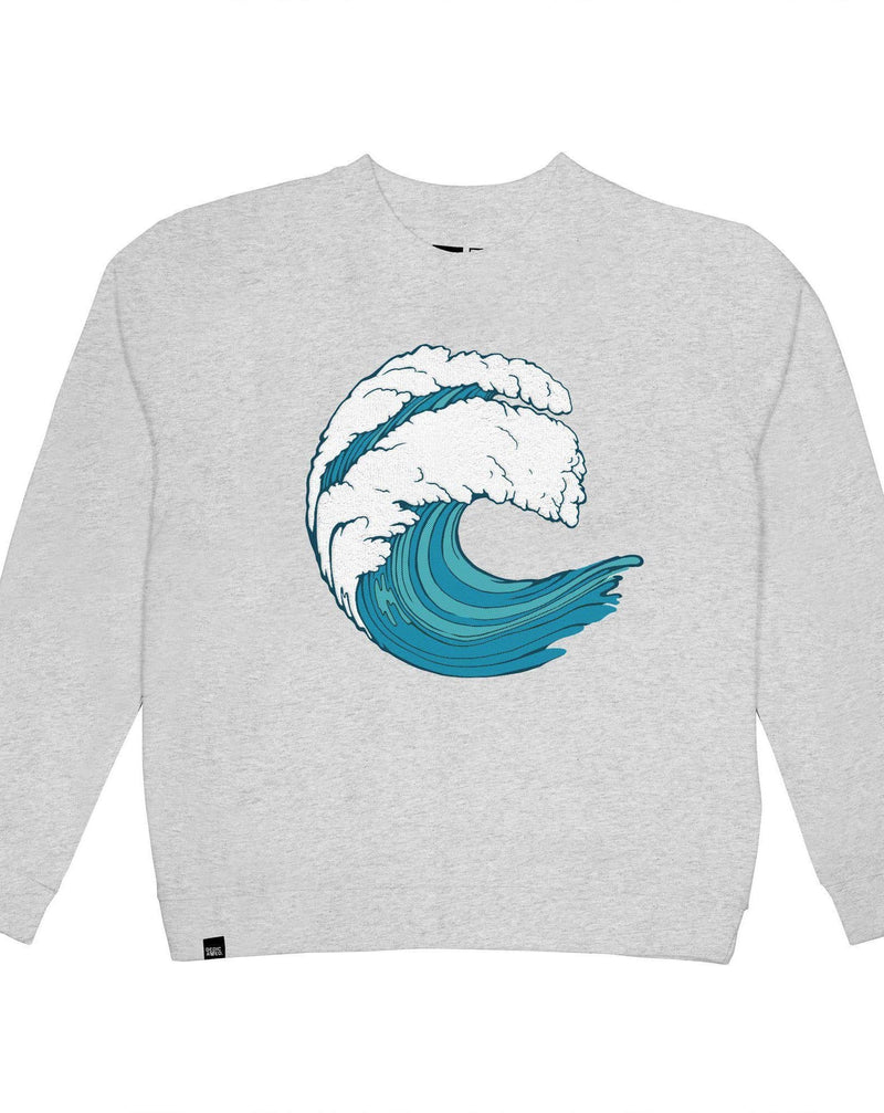 Wave collegegenser Hoodies og gensere Dedicated