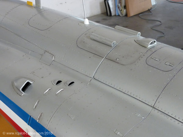 Fouga Magister 1/4 scale MKII – Ultimate-Jets