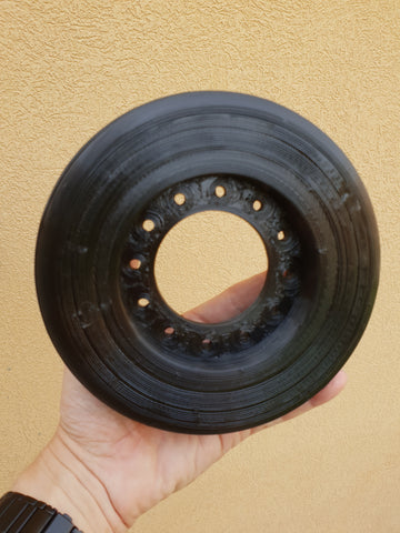 UAV 3D printed tires