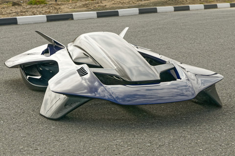 Antelope flying car study platform