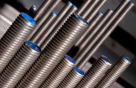 Aerospace grade 316 stainless steel threaded rod