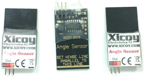 Xicoy Digital angle sensors