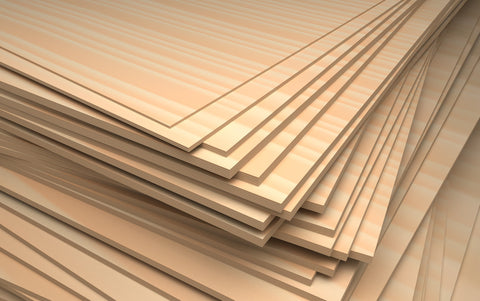 Aircraft grade Finnish Birch plywood