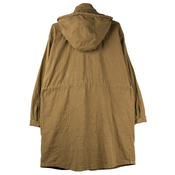 "Army Parka ""Lodi Spray"" - olive (back)"