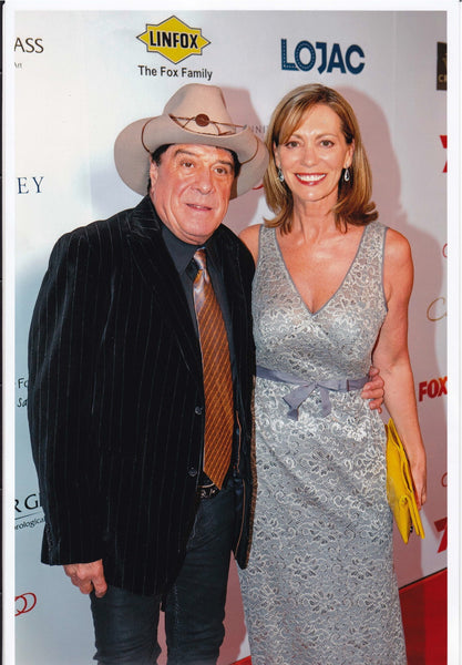 Kerry Armstrong, Molly Meldrum