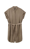 10 Days Shirt Dress in Safari