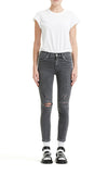 AGolde Sophie Crop Jeans in Maverick