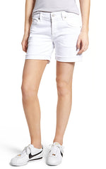 Citizens of Humanity Skyler Shorts in Optic White