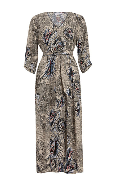 Coster Copenhagen Garden Print Dress