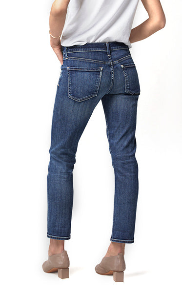 Citizens of Humanity Emerson Boyfriend Jeans in Blue Ridge