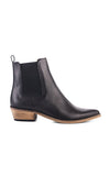 Ivy Lee Stella Anilin Black with Antique Sole