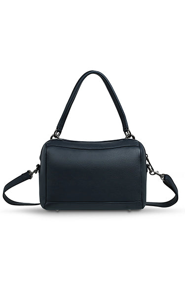 Status Anxiety Don't Ask Bag in Navy