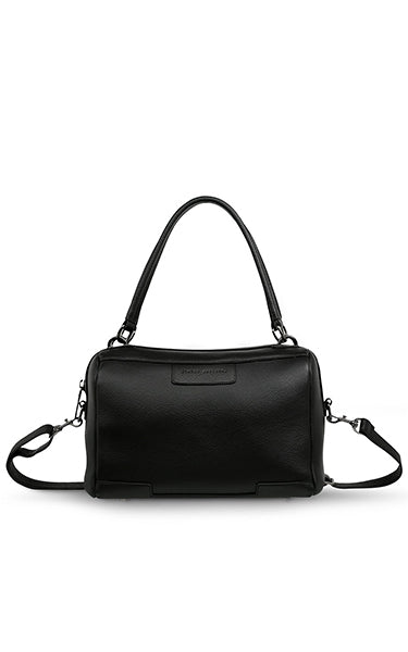 Status Anxiety Don't Ask Bag in Black