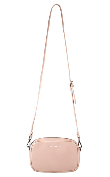Status Anxiety Plunder Crossbody Bag in Pink