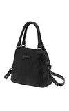 Status Anxiety Last Mountain Bag in Black Bubble