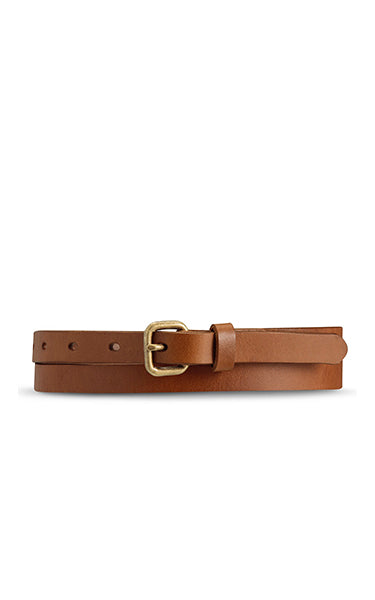 Status Anxiety Only Lovers Left Tan Belt