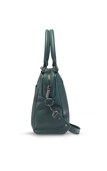 Status Anxiety Last Mountains Bag Green