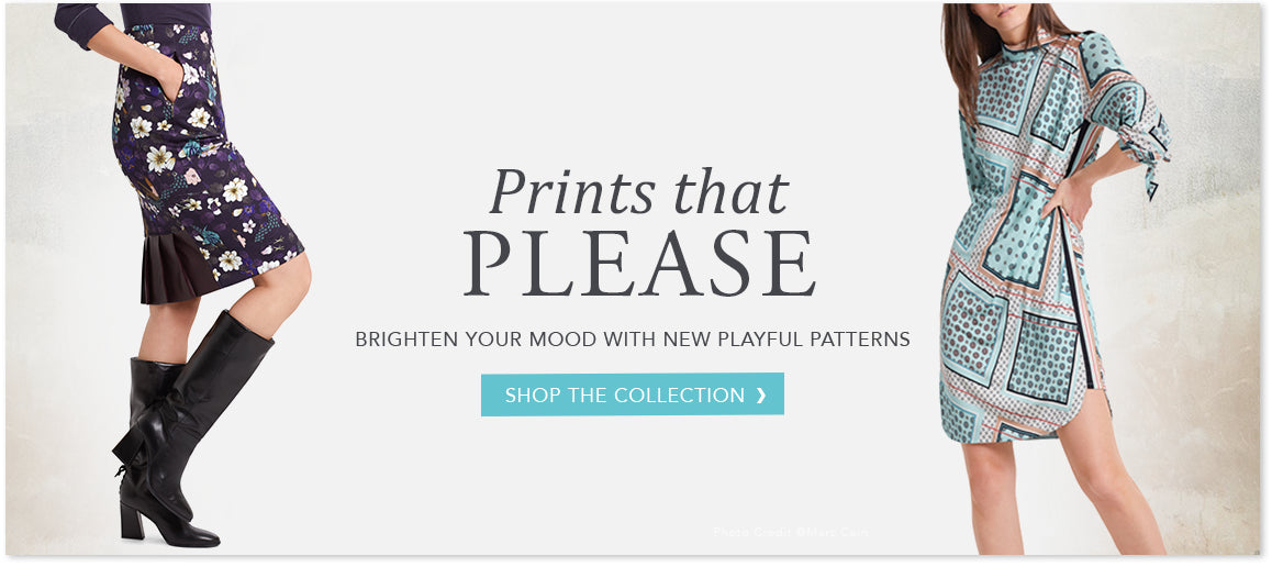 PRINTS THAT PLEASE | BRIGHTEN YOUR MOOD WITH NEW PLAYFUL PATTERNS >