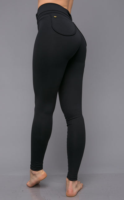 Butt Lift Pocket Leggings