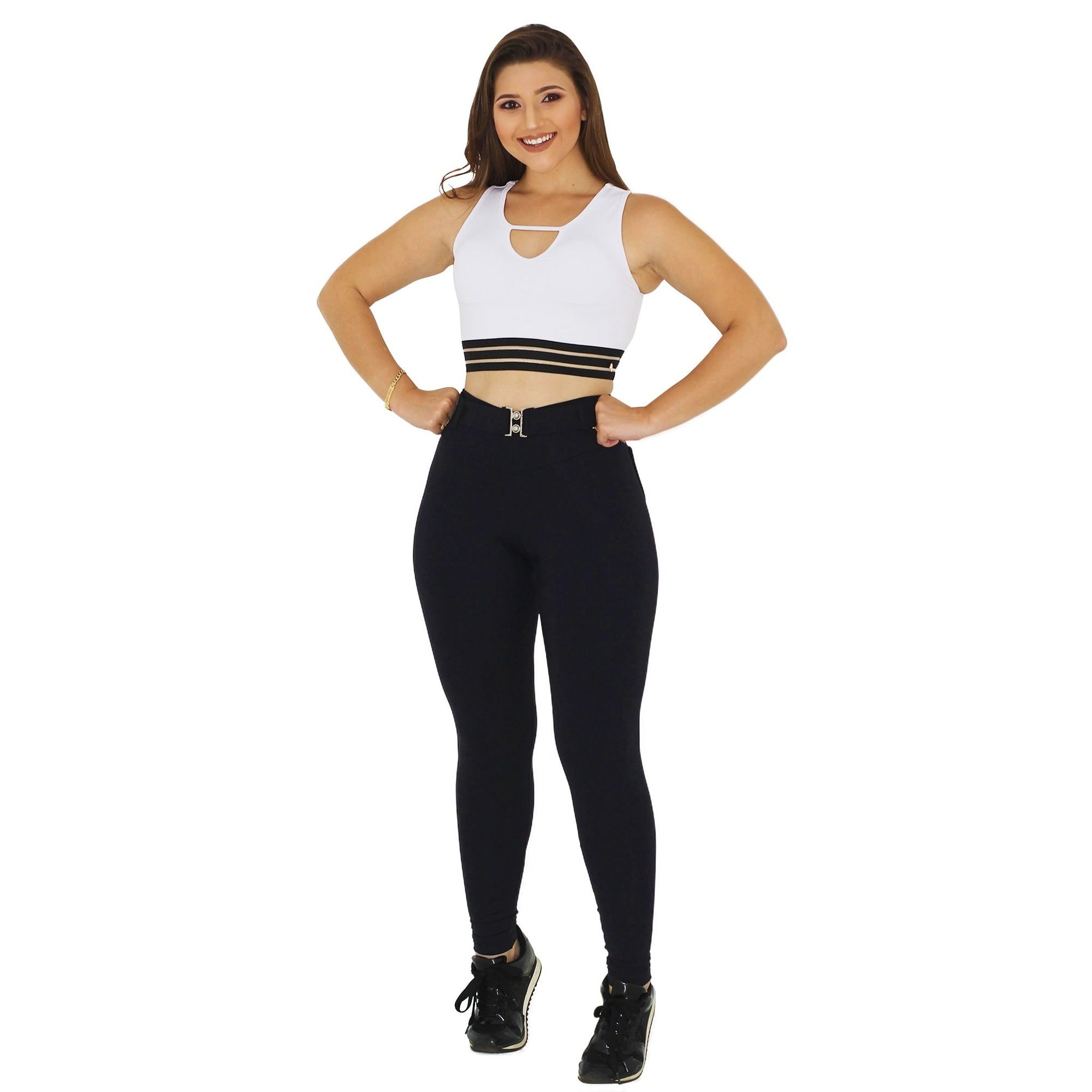High Power Cropped Top