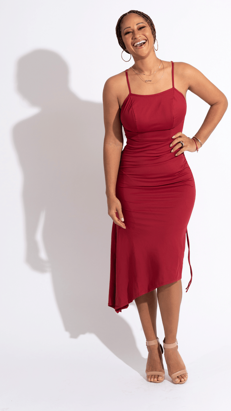Love Red Dress - Desiree Godsell Collection