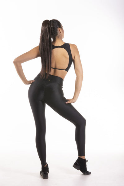 Noir Shiny  Leggings
