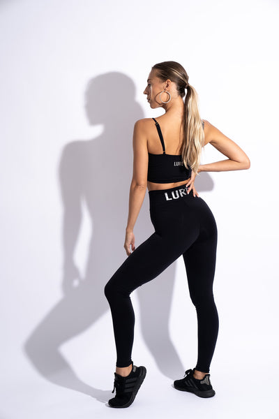 LURE Leggings - Black