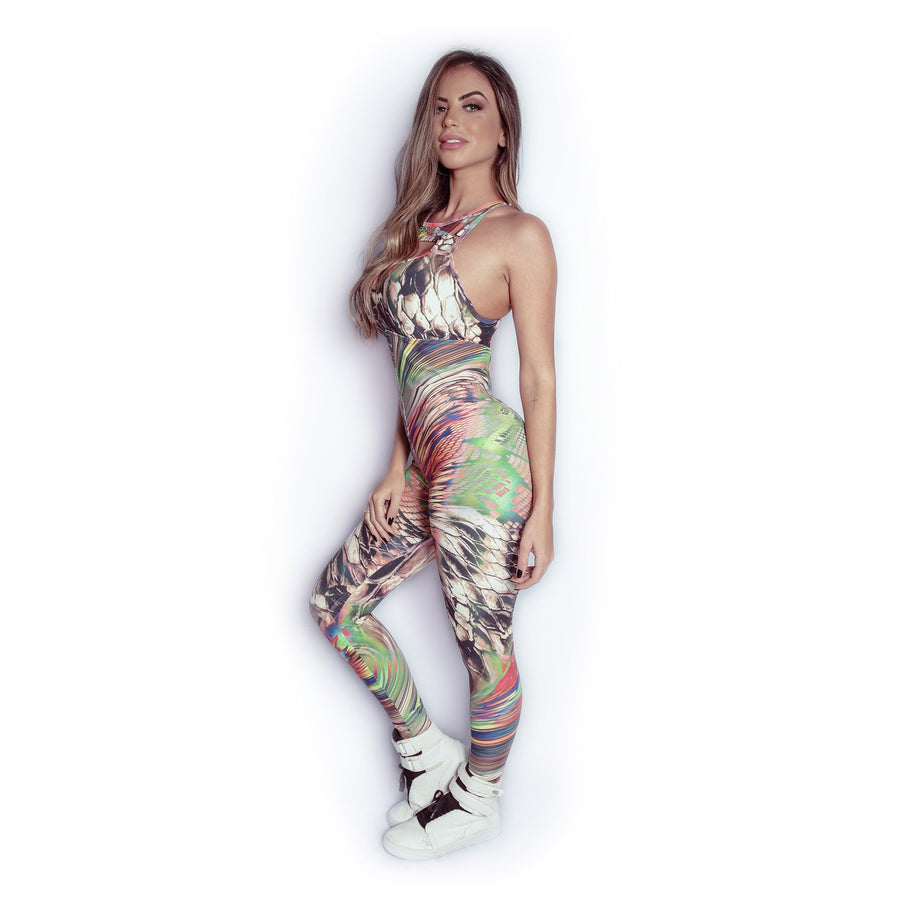 Butterfly Wings Jumpsuit