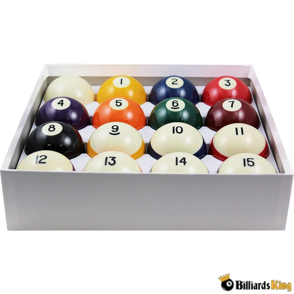 Aramith Crown Standard Balls - Billiards King