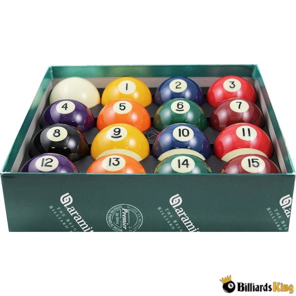 Aramith Premier Balls - Billiards King