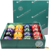 Aramith Premium Belgian Set - Billiards King
