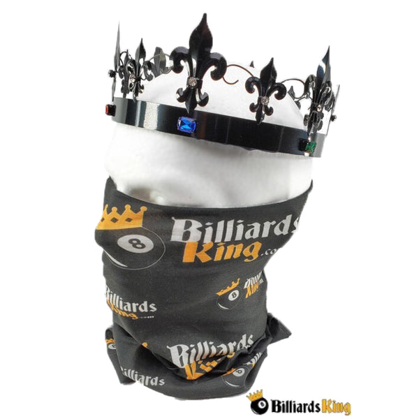 Billiards King Neck Gaiter/Magic Scarf - FREE With Any Purchase Over $50.00 - Billiards King