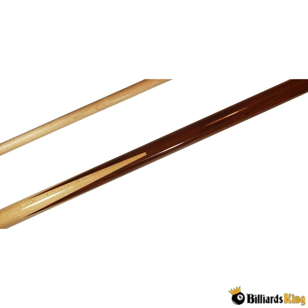 Canadian Maple Exotic Wood Sneaky Pete Pool Cue Stick - Billiards King
