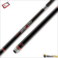 Cuetec Cynergy Breach Carbon Fiber Break Pool Cue Stick - Billiards King