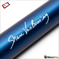 Cuetec Cynergy SVB Gen One Sapphire Blue Pool Cue Stick 95-132
