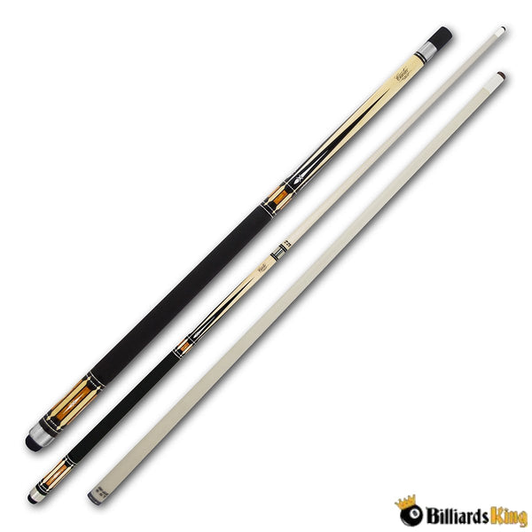 Cuetec Natural Series Maple Spindle Pool Cue Stick 13-99450 - Billiards King